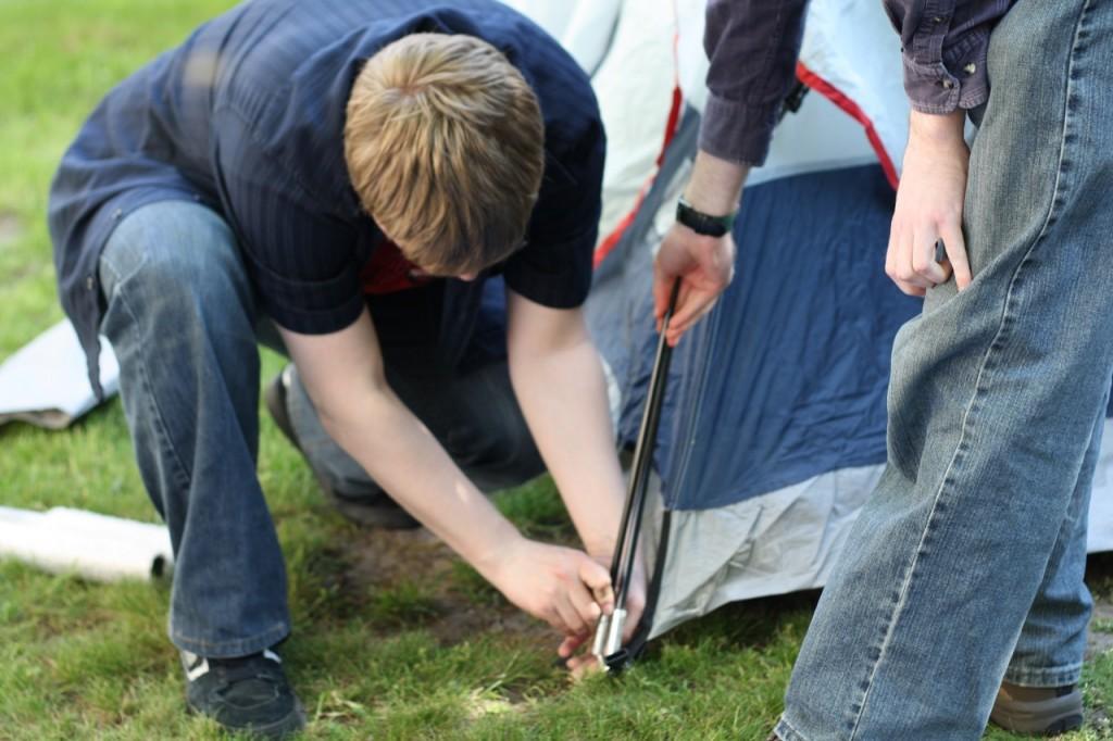 Planting a Peg