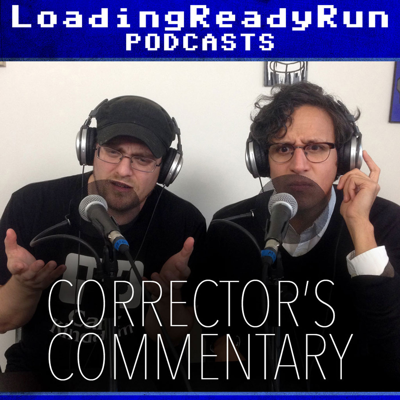 Corrector's Commentary - LoadingReadyRun