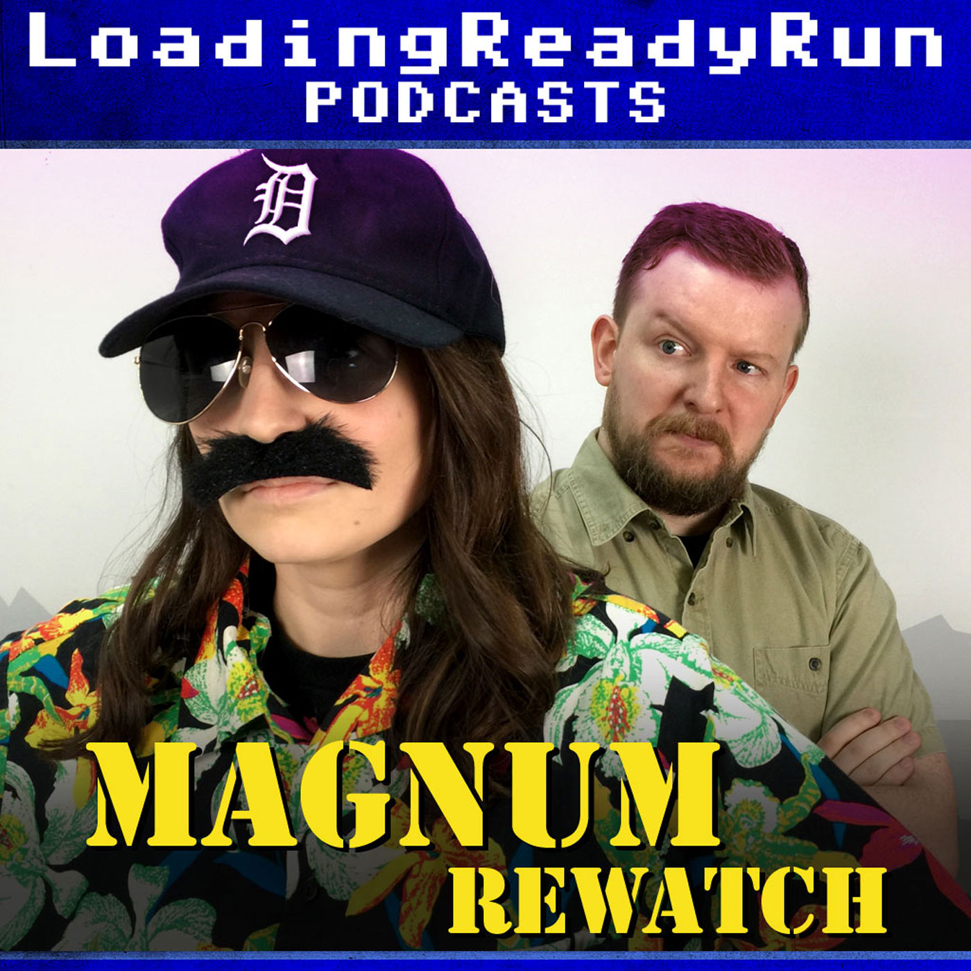 Magnum Rewatch - LoadingReadyRun